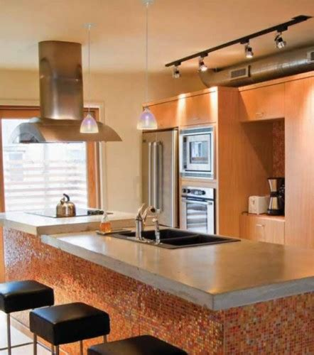 Track Lighting Kitchen Tips To Install Track Lighting Master Home Builder