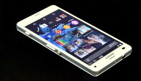 format audio sony xperia z3 sony xperia z3 compact gives maximum output in mini format