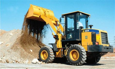 Sem Pls 2 In 1 B cat sem wheel loader sem616b photos pictures