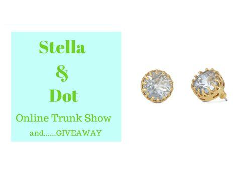 Stelan Dot stella dot fashion giveaway