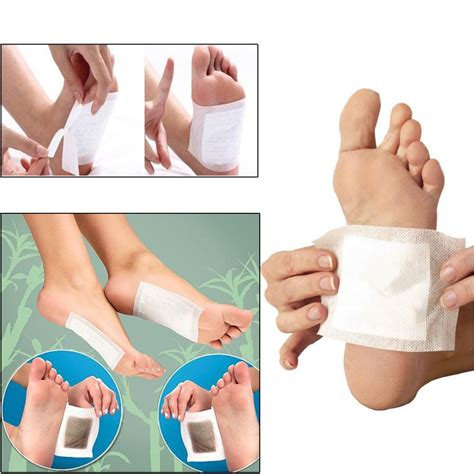 Medicine Foot Detox by Foot Detox Treatment Promotion Shop For Promotional Foot