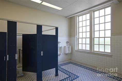 School Bathroom by Bathroom Of A School Photograph By Will Deni Mcintyre