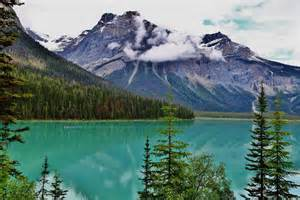 panoramio photo of emerald lake bc canada