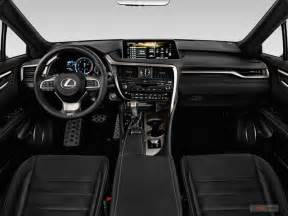 2016 lexus rx 350 pictures dashboard u s news world