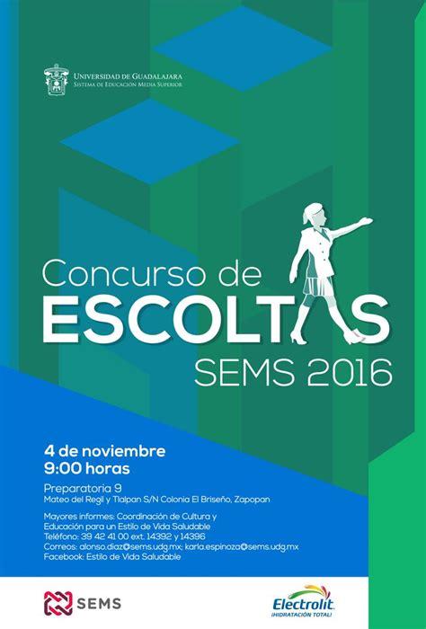 formulario de concurso de educacion 2016 concurso de escoltas sems 2016 sistema de educaci 243 n