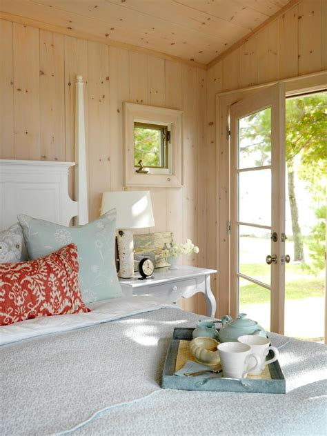 cabin style home decor cottage decorating ideas hgtv