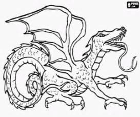 Alat Cat Pintar Facil dibuixos de dracs per pintar i imprimir 2