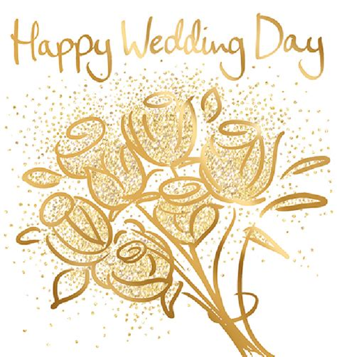 wedding day flowers happy wedding day flowers glitterati cards galore