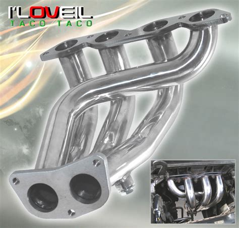 1997 Toyota Corolla Exhaust System 1993 1997 Toyota Corolla 4cyl 1 6l Stainless Steel