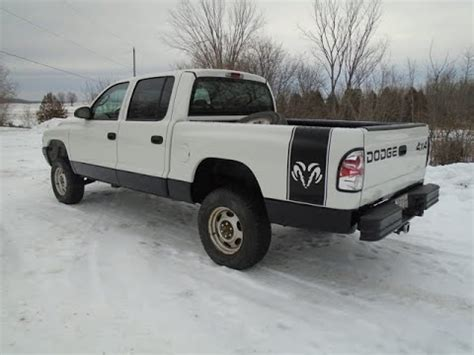 dodge dakota crew cab 2002 dodge dakota crew cab 4x4 by lastchanceautorestore