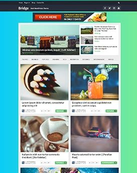 themes wordpress bridge 100 best premium wordpress themes for a kickass website