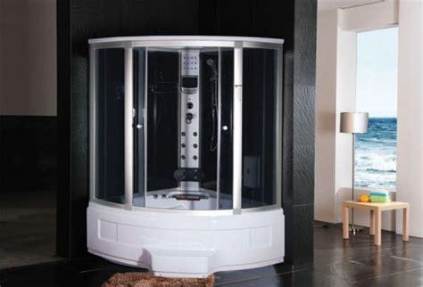 cabine vasca cabina e vasca idromassaggio in due misure con sauna e