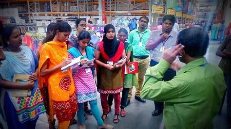 Part Time Mba In Trichy by A Visit To Study Wholesale Retail Format And The Best