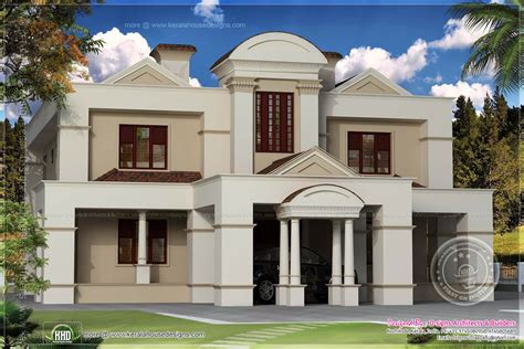 colonial style home plans traditional house renovation plan to colonial style kerala home design and floor plans