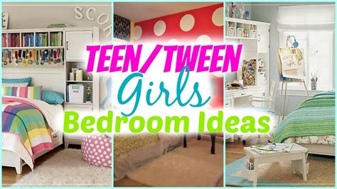 Cheap Bedroom Ideas For Teenage Girls teenage girl bedroom ideas decorating tips youtube