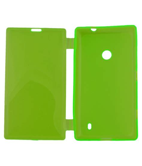Silikon Capdase Nokia N520 Nokia N 520 Soft Jelly T1310 Mobile Flip Cover For Nokia Lumia N520 Green Buy