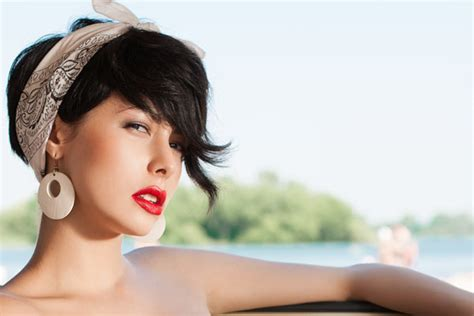 how to do rockabilly hairstyles for short hair rockabilly hairstyles