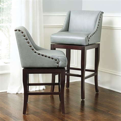 Ballard Designs Counter Stools marcello leather counter stool ballard designs