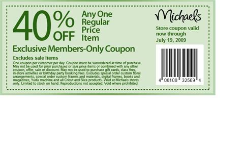 printable barcode 40 off coupon code 2015 best auto reviews 40 off michaels coupon 2015 best auto reviews
