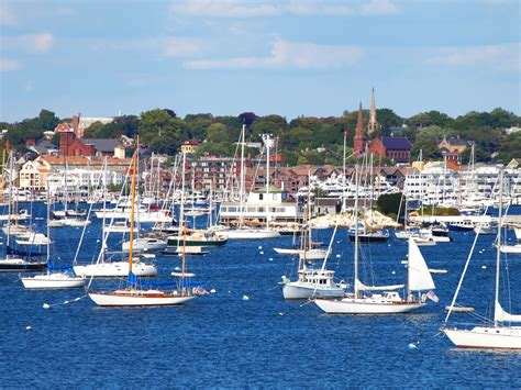 Ri Records Newport Rhode Island Resort Tour Coastal Living
