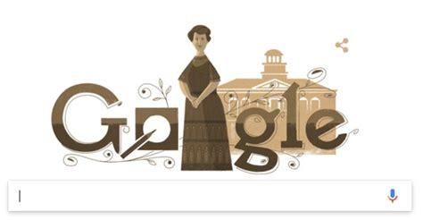 doodle de hoy 2 de noviembre el doodle de hoy homenajea a la primera