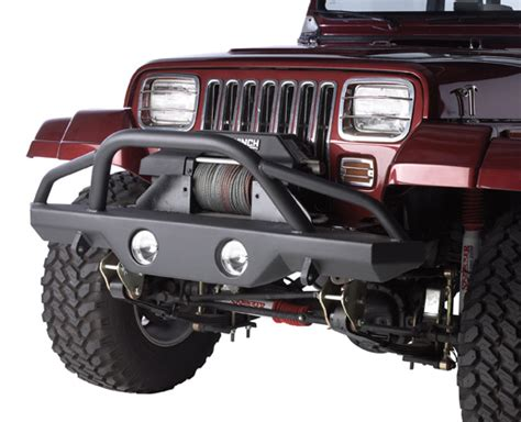 yj jeep bumpers jeep wrangler yj front bumperugg stovle