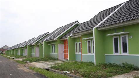 Kran Rumah Apersi Buka Kran Rumah Murah Pekerja Serambi Indonesia