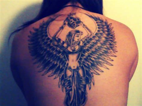 egyptian goddess tattoo 80 mysterious tattoos for those fascinated by