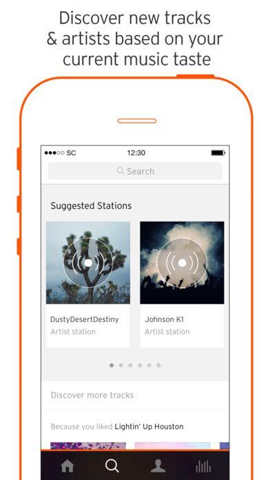 soundcloud mobile site soundcloud audio on the app store