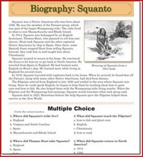Reading Comprehension Worksheets 3rd Grade Choice by Context Clues Worksheets 5th Grade Choice 1000