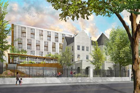 ronald mcdonald house philadelphia project spotlight philadelphia ronald mcdonald house groundbreaking real estate