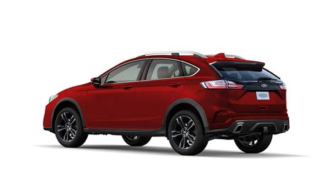 ford fusion envisioned  subaru outback competitor