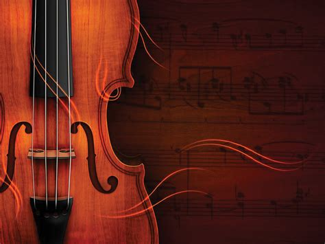 Printable Violin Cards Template by Violin Backgrounds Templates Free Ppt