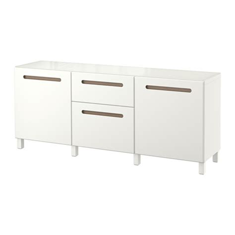 besta drawers best 197 storage combination w doors drawers marviken white