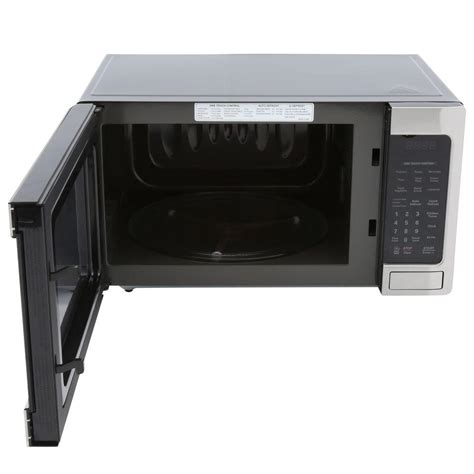 Stainless Steel Countertop Microwave Oven by Lg Lcs1112st Countertop Microwave Oven 1000 Watt
