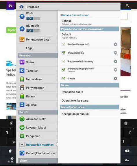 Keyboard Hp Android tips cara mengganti keyboard hp android all type