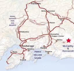 Detailed Map Of Alaska by Pics Photos Alaska Highway Map