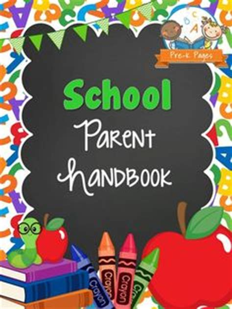 parent handbook template parent handbook st anthony catholic school