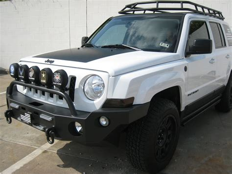 offroad jeep patriot wincher jeep patriot lifted jeep patriots