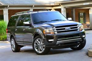 Ford Expedition 2015 Ford Expedition Reviews And Rating Motor Trend