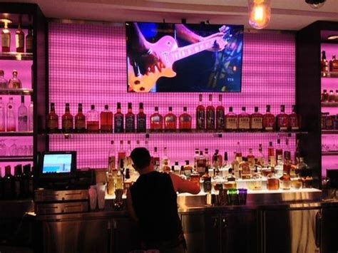 the bourbon room the rock of ages after picture of the bourbon room las vegas tripadvisor