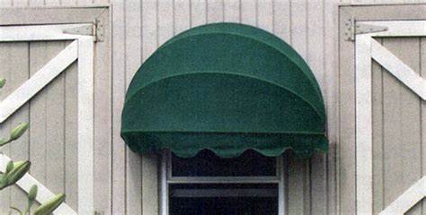 dome awning dome shaped sunbrella fabric window awnings