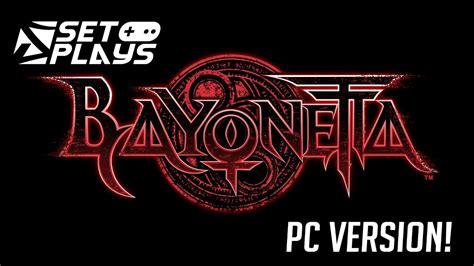 Bayonetta 2 Pc Version set plays bayonetta pc version part 0 quot 8 bit fool