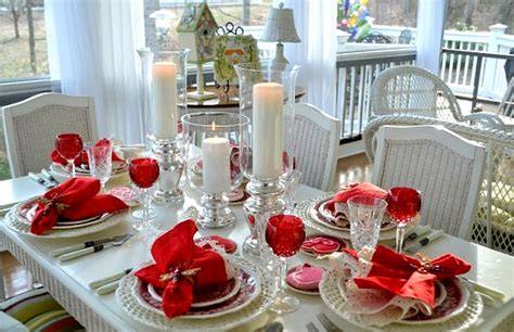 valentine s day table settings top 10 romantic valentine s day table settings