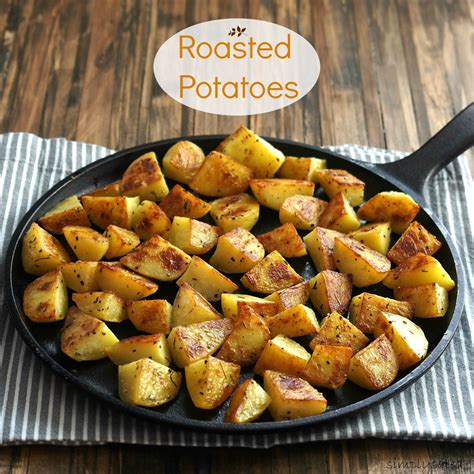 best type of potatoes for roasting roasted potatoes simply sated
