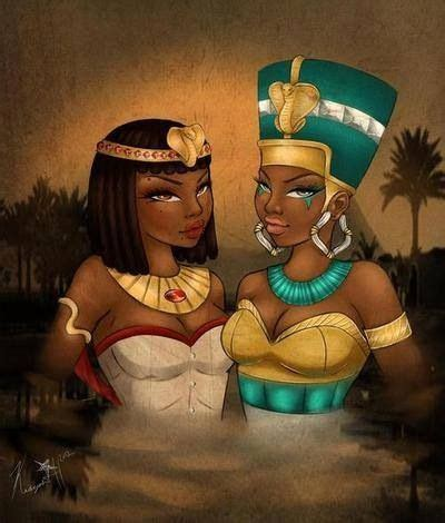 nubian african goddess of love true queens cleopatra and nefertiti black arts