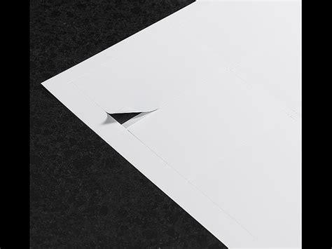 papier matt gestrichen sattleford 80 visitenkarten beidseitig matt gestrichen 230