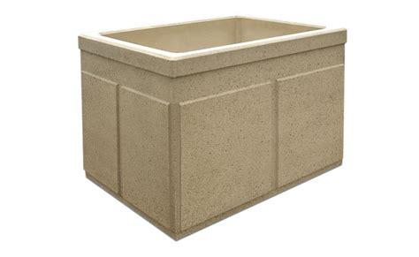 Concrete Security Planters by Concrete Security Planter Tf4202sp