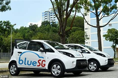 Scientific Article Electric Car Electric Car Service To Roll Into Singapore