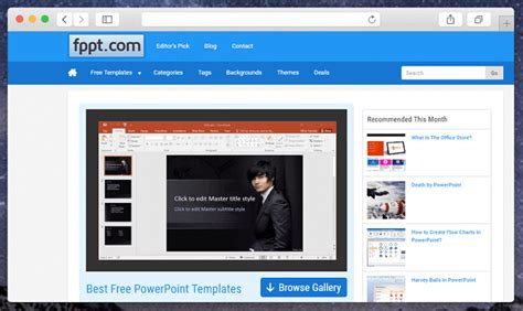 Fppt Review Free Powerpoint Templates For Your Presentations Fppt Free